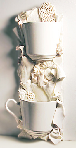 Sculpture Cups and Shells